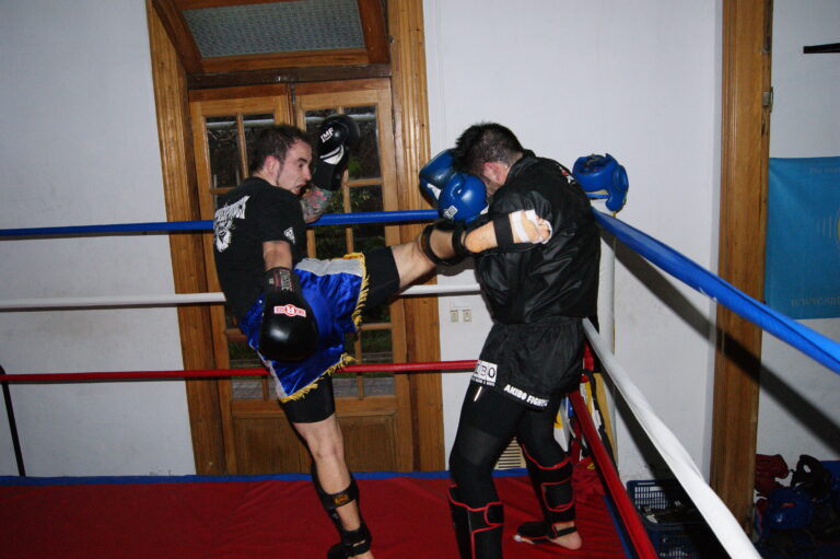 Kickbox-Training